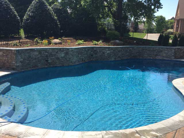 Oasis Pools, Raleigh NC Pool Builder | Vinyl Liner and ...