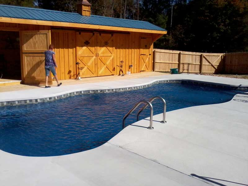 Oasis Pools Raleigh Nc Pool Builder Vinyl Liner And