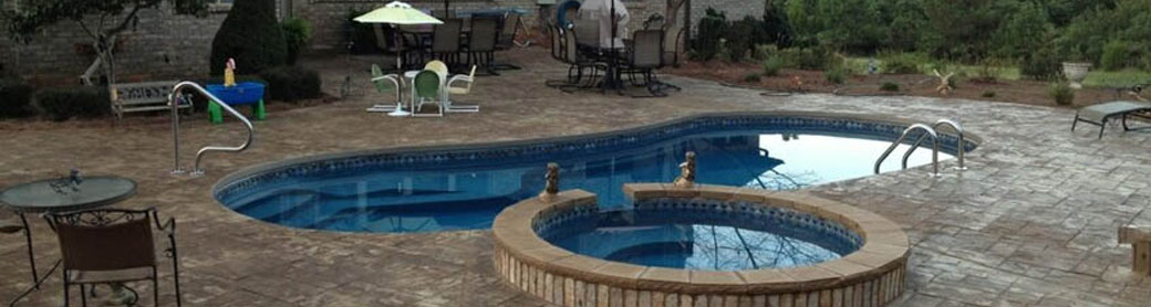 Winston Salem, NC swimming pool builder